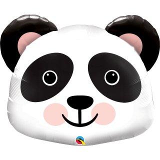 Folienballon Precious Panda Kopf
