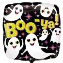 Folienballon Halloween Boo-Ya! Ghost*