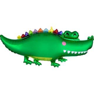 Folienballon Happy Gator