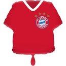 Folienballon FC Bayern München Trikot groß
