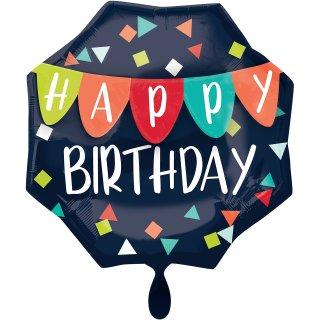 Folienballon Reason to Celebrate groß