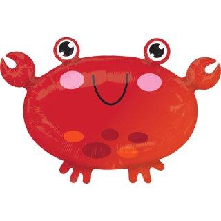 Folienballon Crab