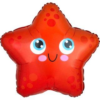 Follienballon Starfish