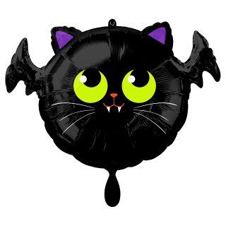 Folienballon Batcat