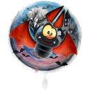 Folienballon Fledermaus groß