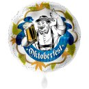 Folienballon Oktoberfest Wirt groß