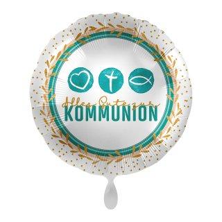 Folienballon Kommunion Symbols