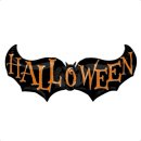 Folienballon Halloween Bat*