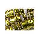 Luftschlangen gold holographic