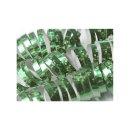 Luftschlangen grün holographic