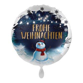 Folienballon Magical Christmas
