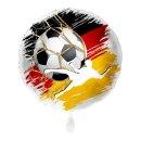 Folienballon Fußball Deutschland