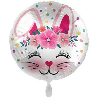 Folienballon Sweet Bunny groß