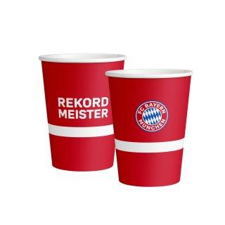 Pappbecher FC Bayern München