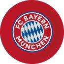 Pappteller FC Bayern München