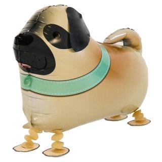 Folienballon Hund Walking Balloon