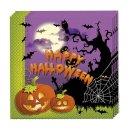 Servietten Happy Spooky Halloween