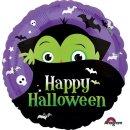 Folienballon Halloween Dracula