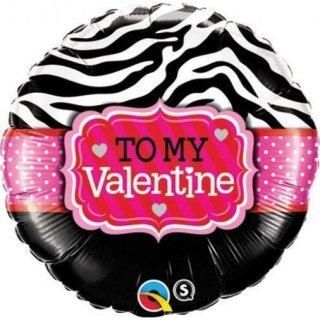 Folienballon* To my Valentine
