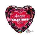 Folienballon* Shimmering Hearts