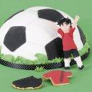 Backform Fußball