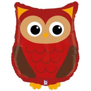 Folienballon Woodland Owl